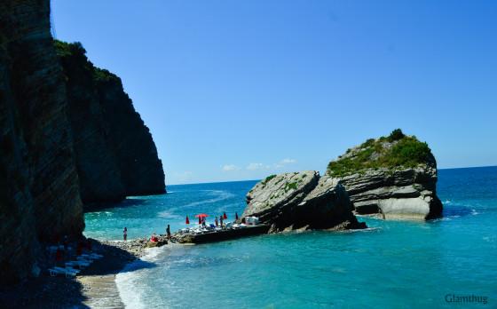 visit montenegro, sveti nikolaj,sveti nicolay,what to do in budva,what to visit in montenegro,summer in montenegro,glamthug blog,hawaii beach