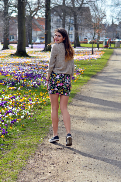horsens,spring,daily look,mango skirt