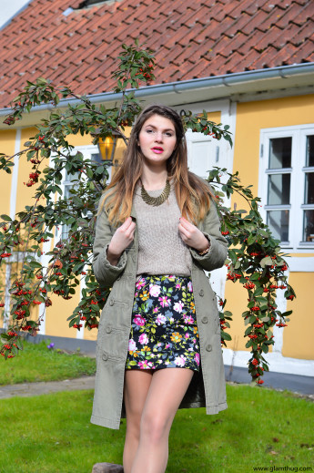 horsens,spring,daily look,mango skirt,lookbook
