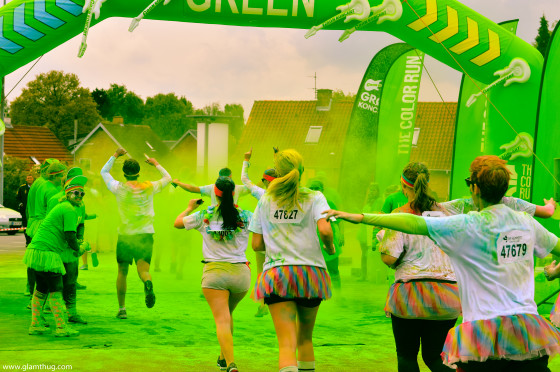 color run aarhus, color run 2015, color run denmark, glamthug blog, life of a student abroad, life in horsens, holi festival blog, photos taken with nikon d3200,lifestyle blogger photos
