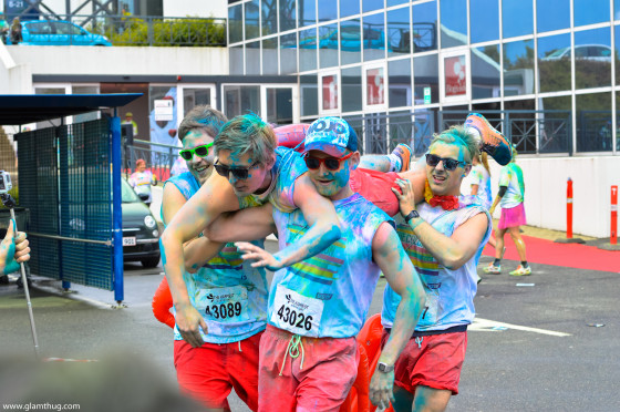 color run aarhus, color run 2015, color run denmark, glamthug blog, life of a student abroad, life in horsens, holi festival blog, photos taken with nikon d3200,lifestyle blogger photos,events in denmark, what is happening in denmark,color run aarhus,color run denmark