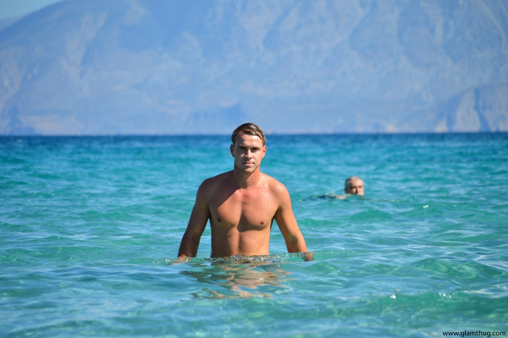 Beach Body, Island in Crete, orange swimsuit, jolidon,summer in crete,cretan holiday,about crete,lovers in crete,glamthug blog,traveling tips,what to do in crete