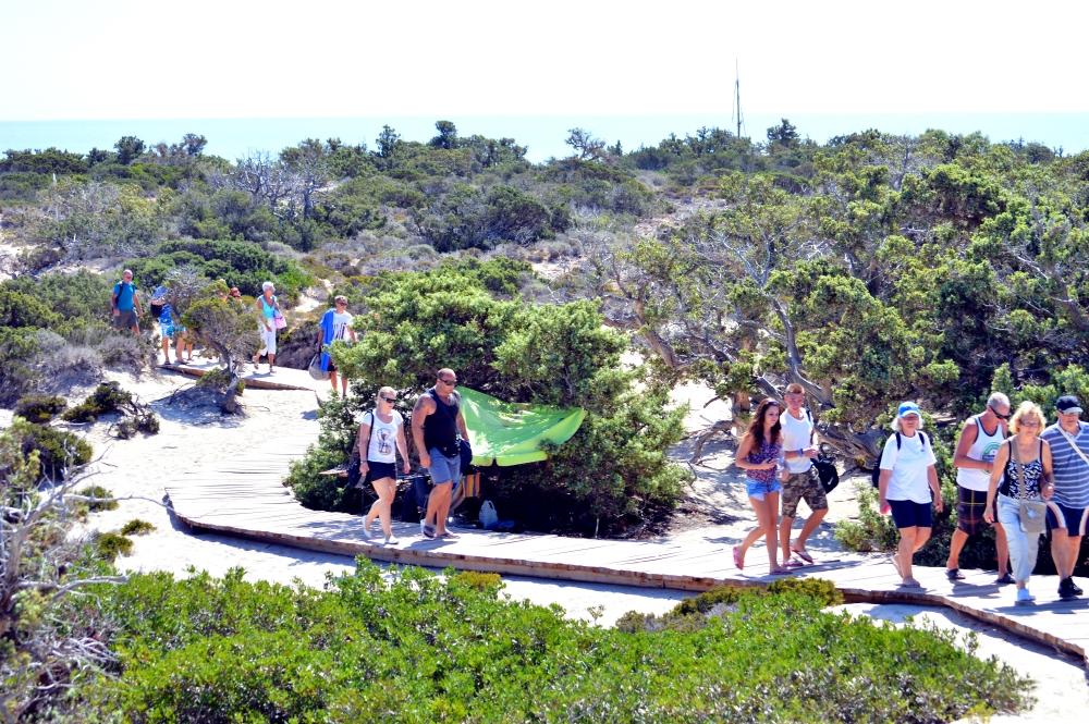 island in crete, chrysi island,glamthug