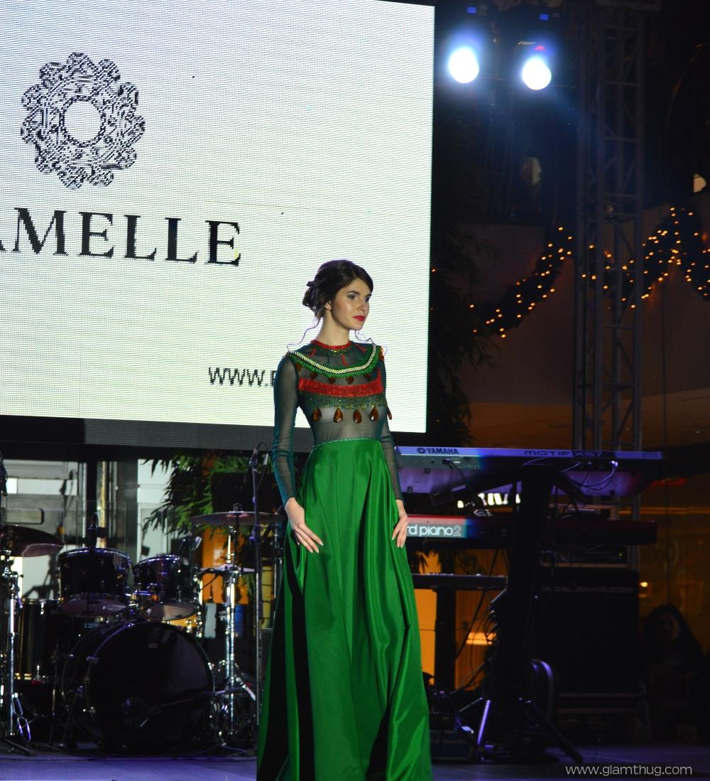 ramelle, mandala, fashion show romania,arena mall