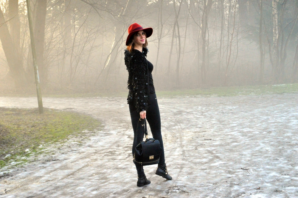 horsens,glamthug,how to wear a hat,daily look