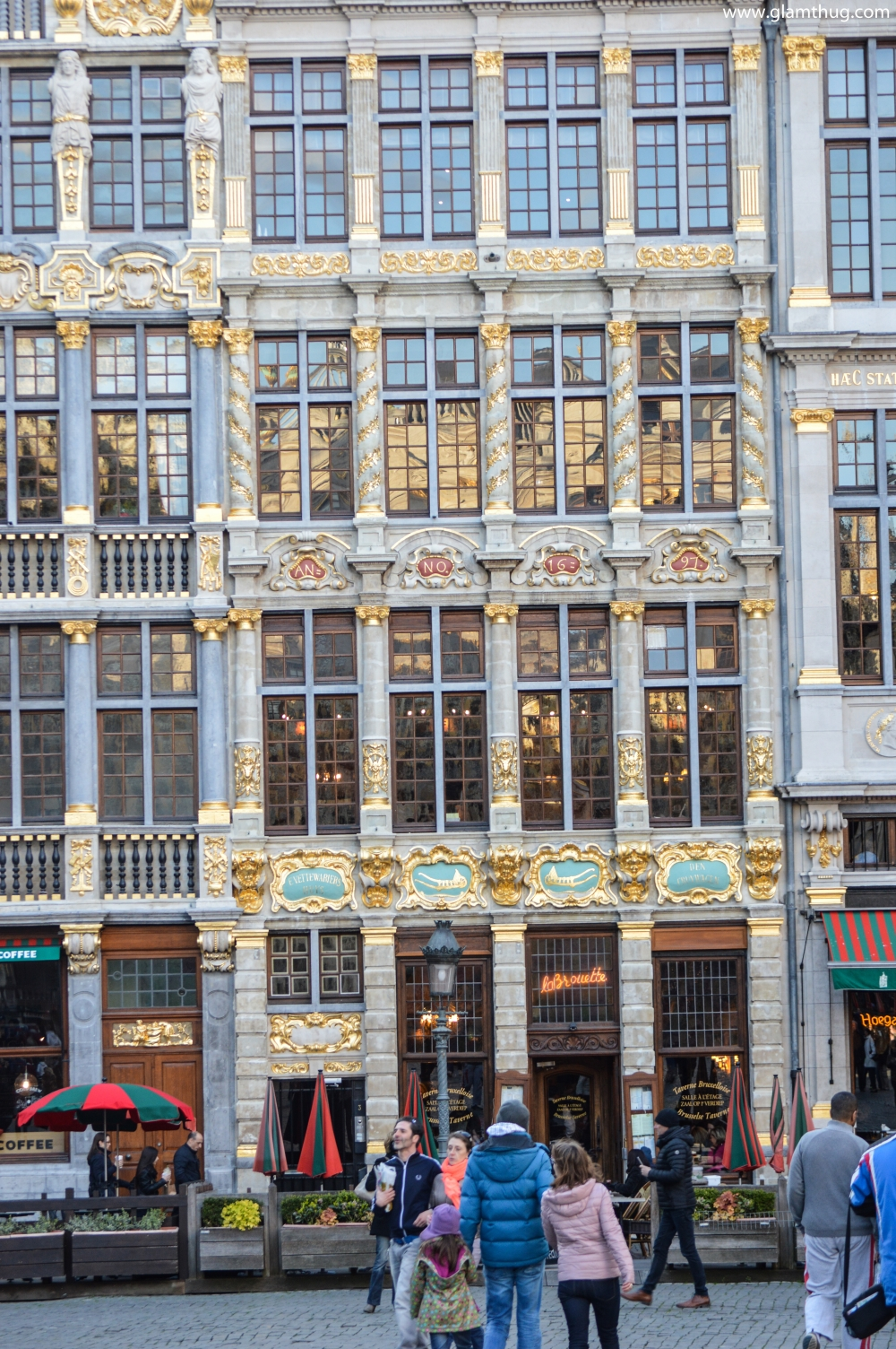 grand place brussels, best place in brussels, architecture in brussels, visit bruxelles, what to do in brussels,glamthug blog, 10 reasons to love Brussels