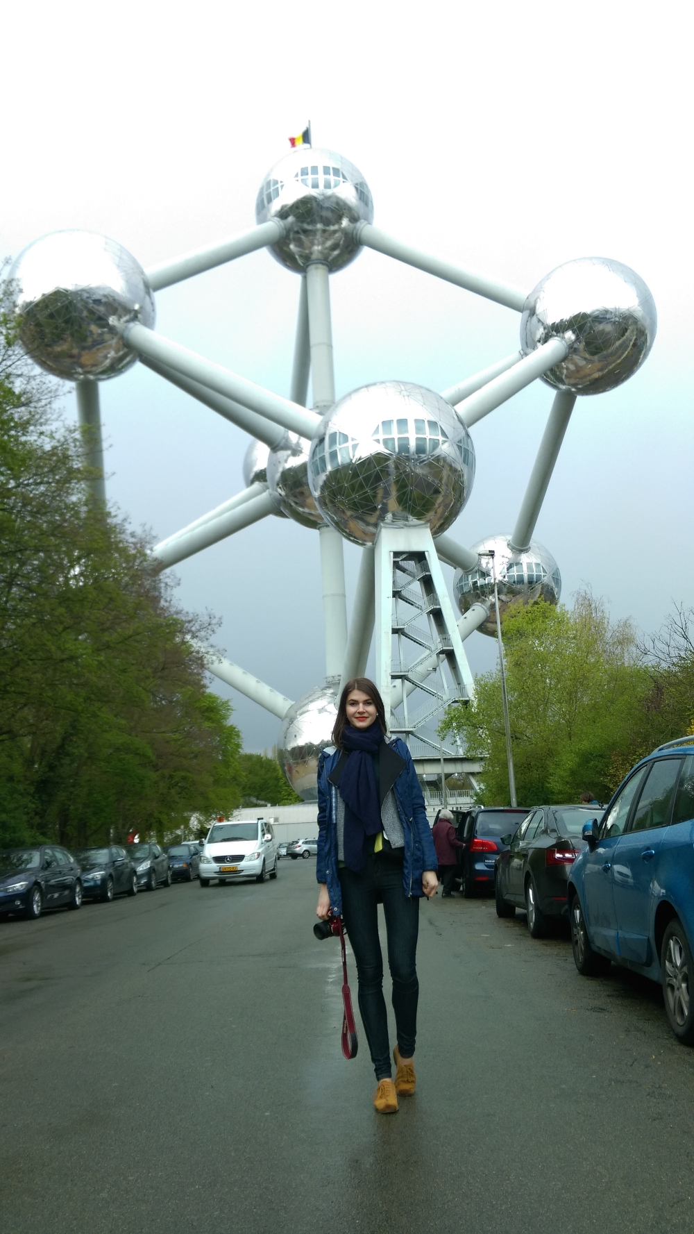 the atomium in brussels, what to visit in brussels, glamthug blog, trip in brussels blog, 10 reasons to love Brussels