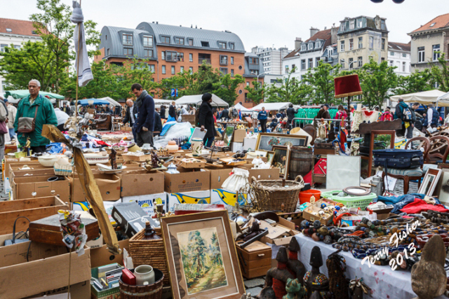 brussels flea market, what to do in brussels, glamthug blog