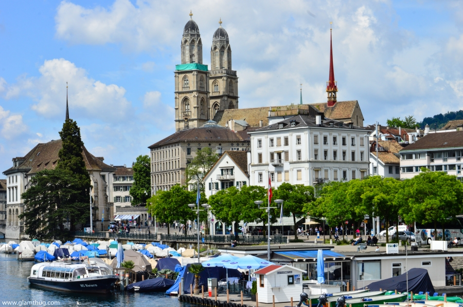churches in Zurich,what to see in zurich blog, one of the most expensive cities blog