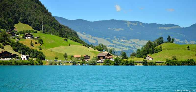 Brienzersee, best lakes in switzerland