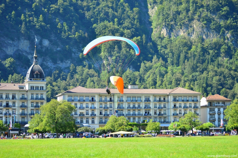 best places in switzerland, interlaken about