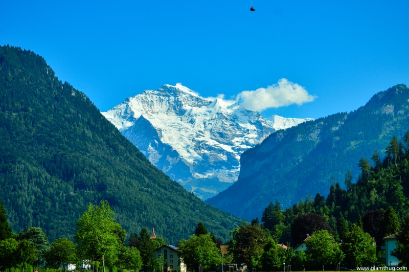 interlaken, best places to visit in switzerland