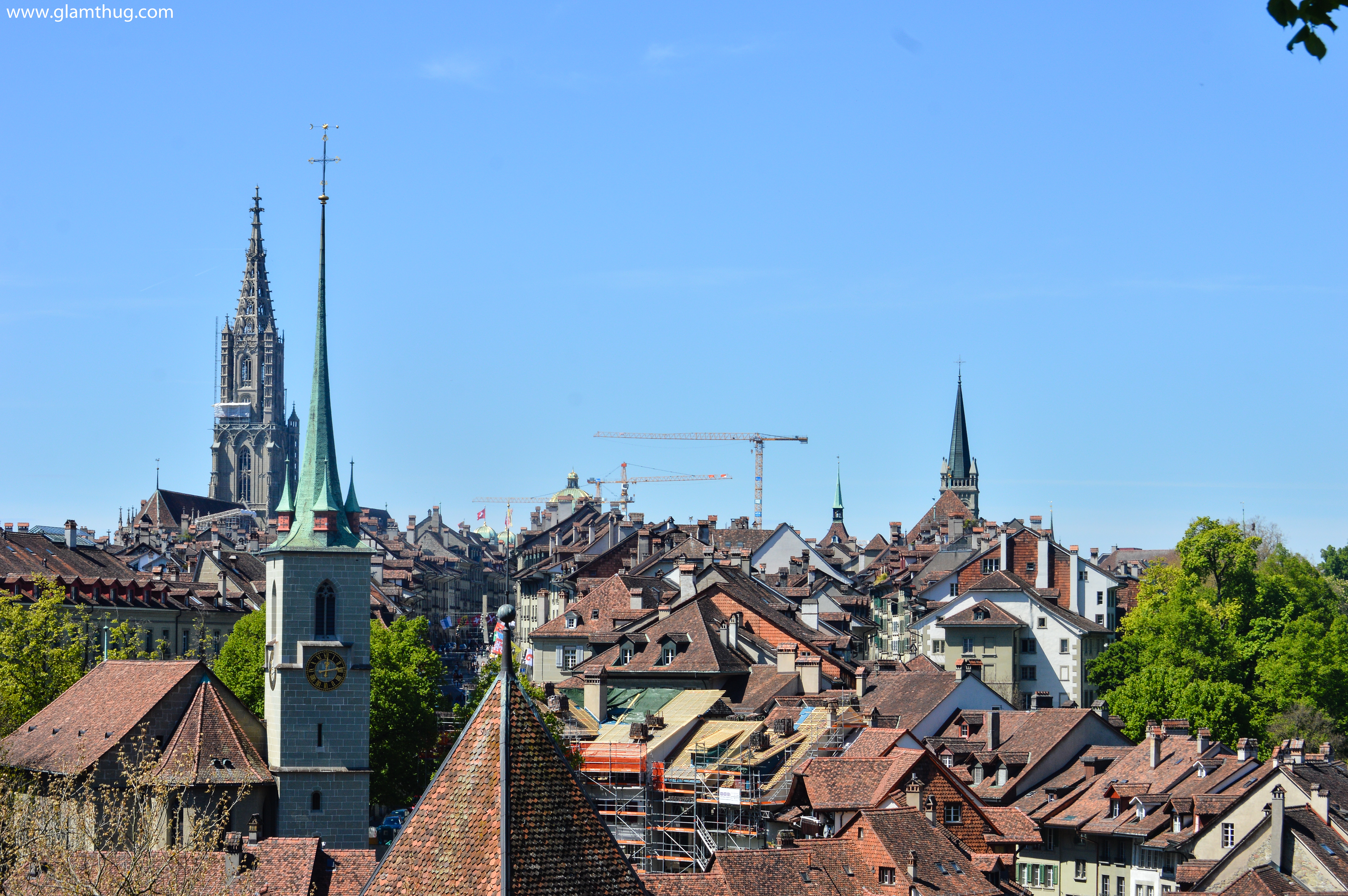 what to to in bern blog