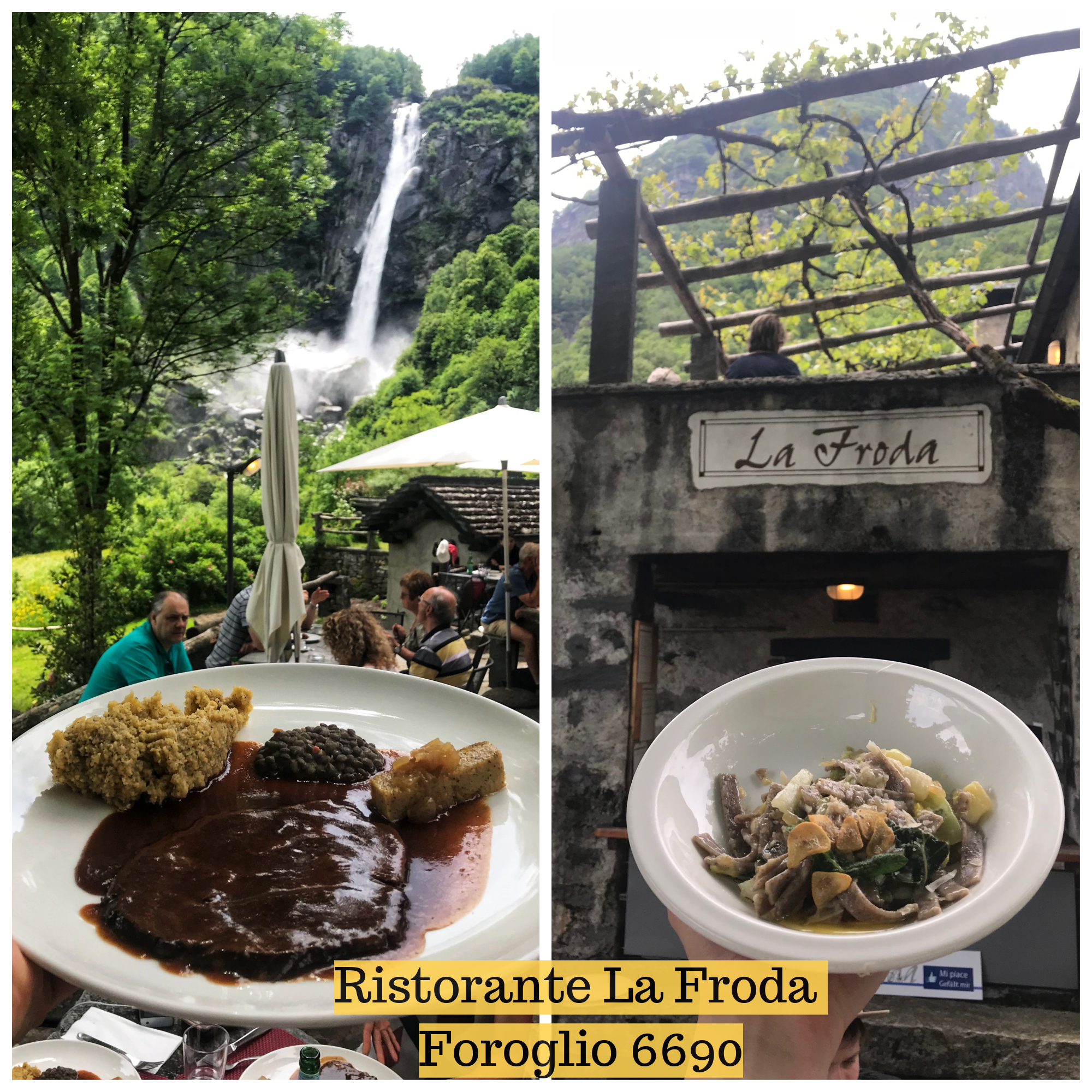 where to eat in ascona locarno, pizzoccheri