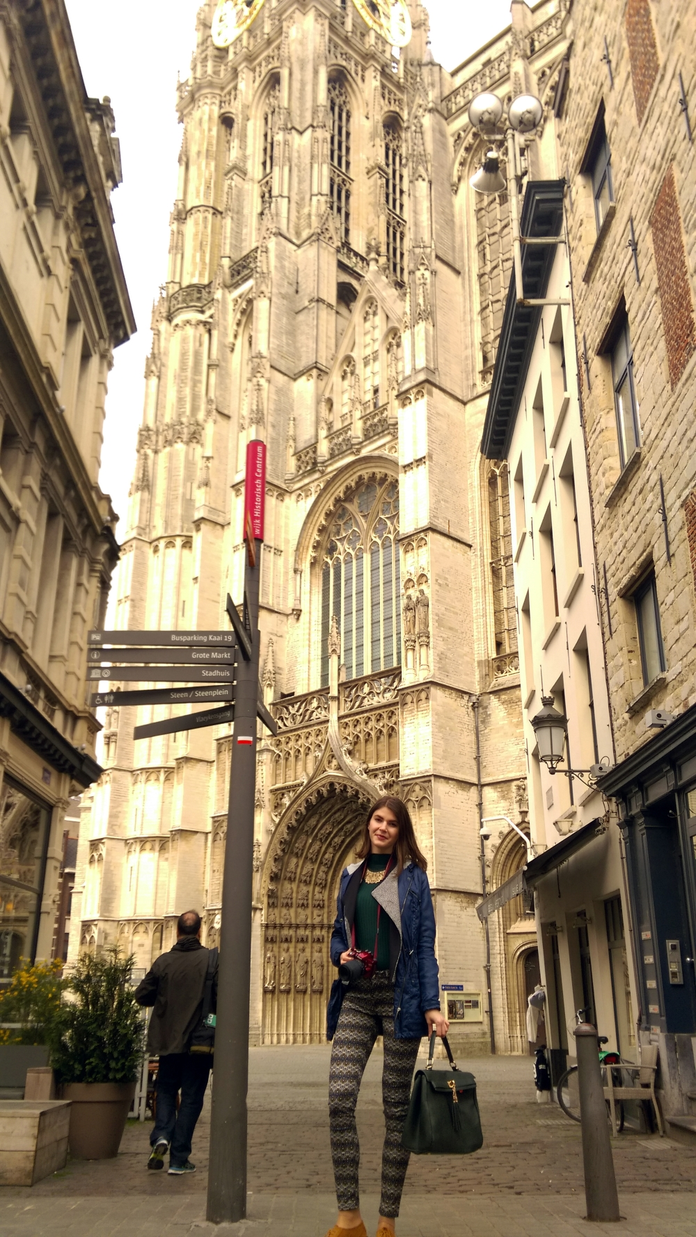 Antwerp, The cathedral of our lady, tourist attractions in Antwerp, glamthug blog, why to visit Belgium