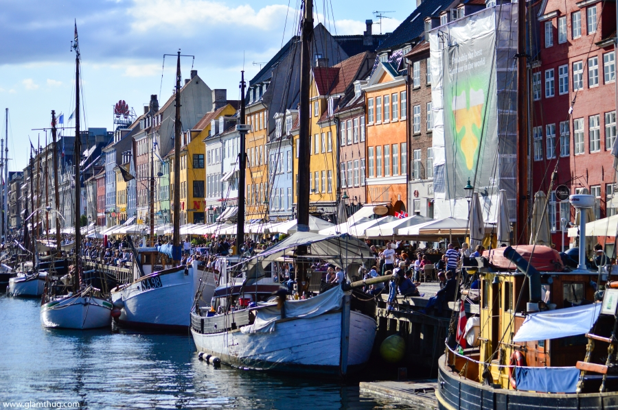 nyhavn,best places in copenhagen,student in denmark, life in denmark blog, glamthug
