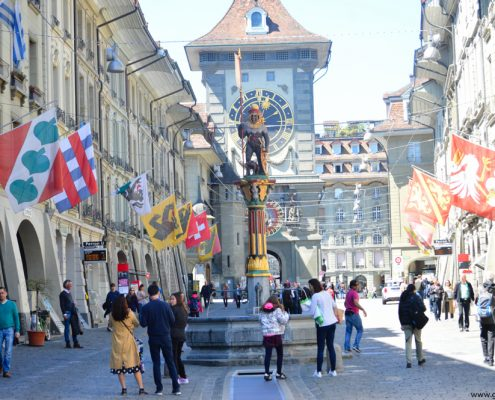 UNESCO World Heritage Site Bern
